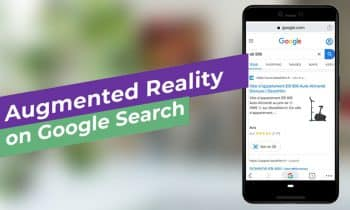 Augmented Reality now available on Google Search