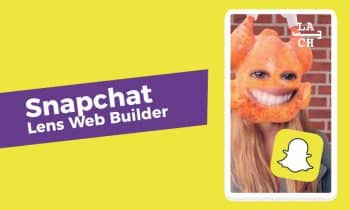 Lens Web Builder : Create online Snapchat filters & lenses