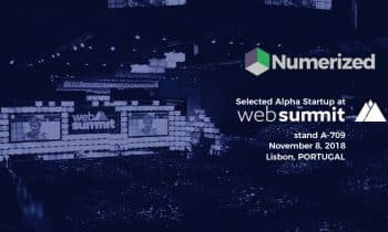 Numerized au Web Summit