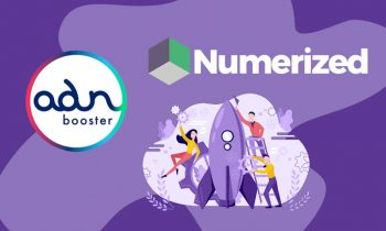 Numerized rejoint le programme ADN Booster
