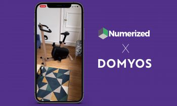 Product launch: The Domyos Woodbike in Augmented Reality