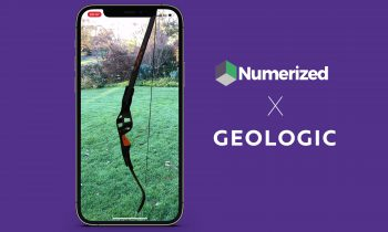 Geologic includes an Augmented Reality button in its Newsletter